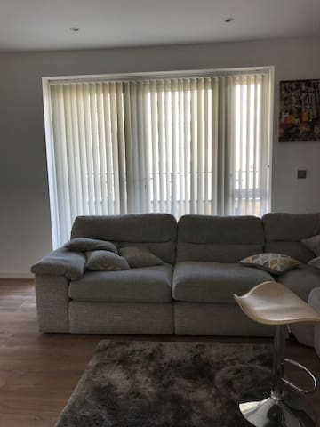 2 Bedroom Apartment, with ensuite bedroom