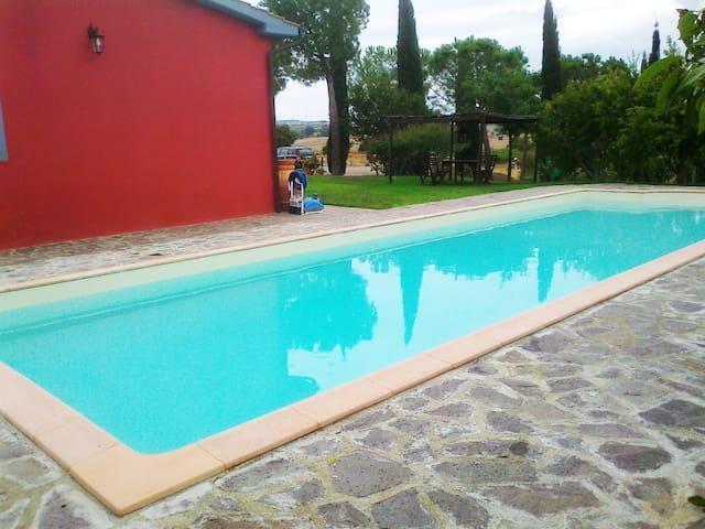 Casaletto con piscina nella maremma toscana - Magliano in Toscana - Ház