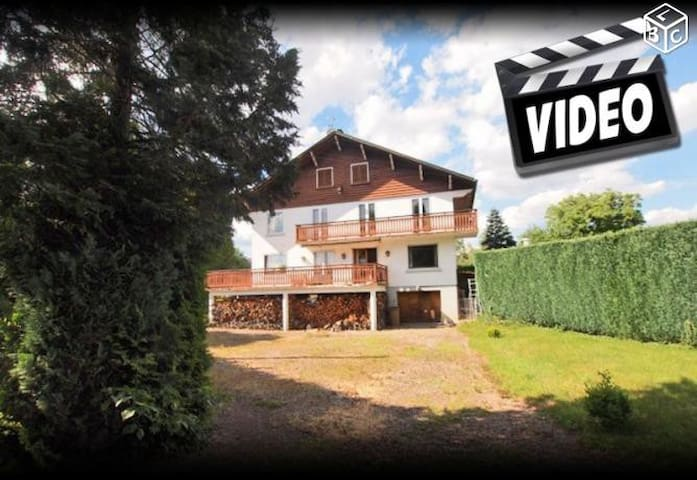 MAISON BOURGEOISE - Provenchères-sur-Fave - Hus