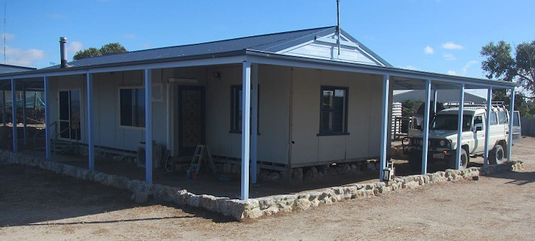 The Shack at Baird Bay