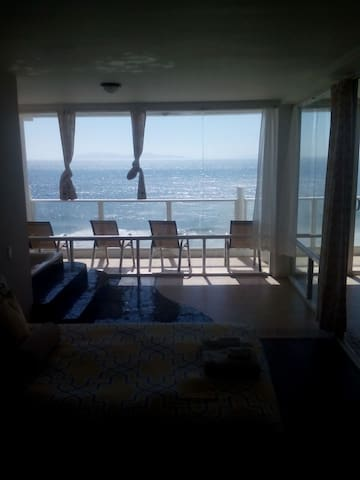 Penthouse with Marvellous View - San Antonio del Mar - Apartment