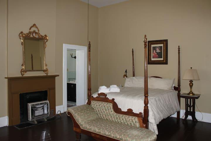 The 619 House - Room B, Selma, Alabama
