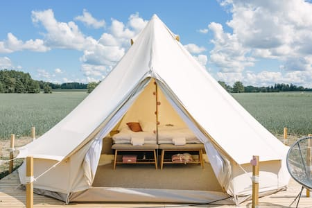 Luxury Glamping Countryside