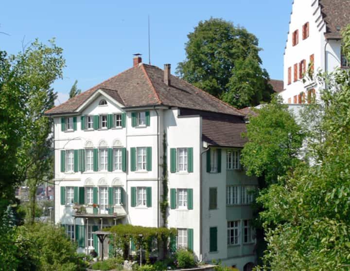 SUSTENA - Gastwohnung am Stadtbach