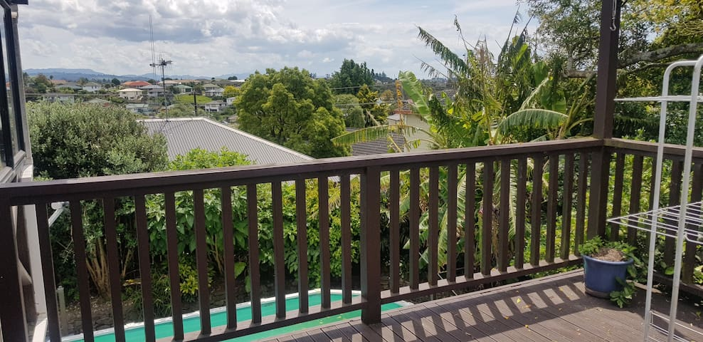 Ohauiti home with a view