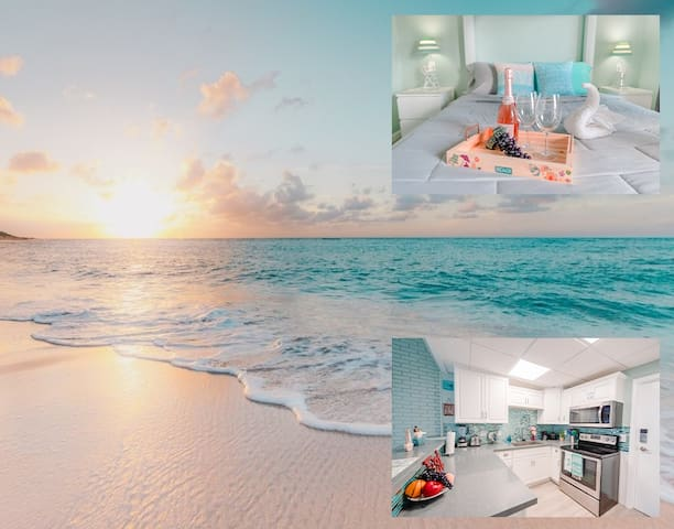 Newly Remodeled Beautiful Beach Condo 🏠🏝☀️