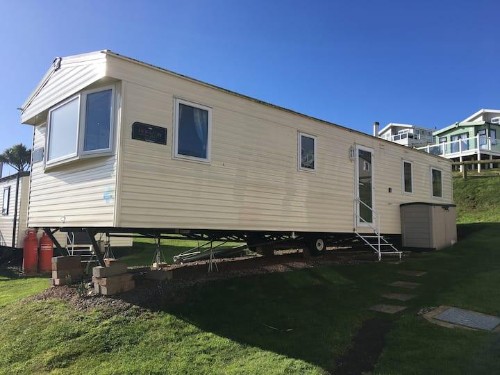 Devon Cliffs Haven, Holiday Caravan, Exmouth Devon