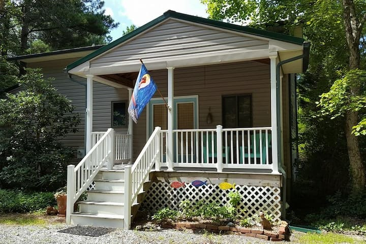 Cropper Creek House