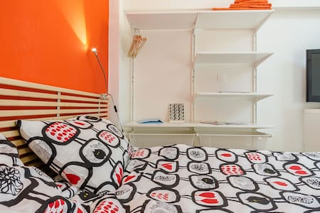 Mini loft near Tour&Taxi - Apartmen