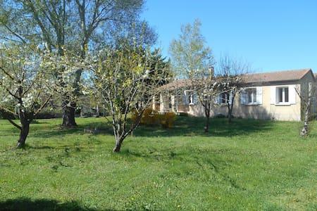 L'armoise - Villa à 5 minutes à pied du centre - L'Isle-sur-la-Sorgue