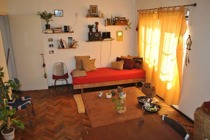 Habitación privada en zona residencial - Godoy Cruz - Huis