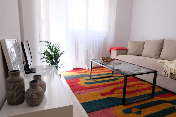 Acogedora habitacion doble junto al centro - Salamanque - Bed & Breakfast
