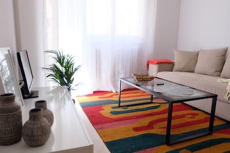 Acogedora habitacion doble junto al centro - Salamanca