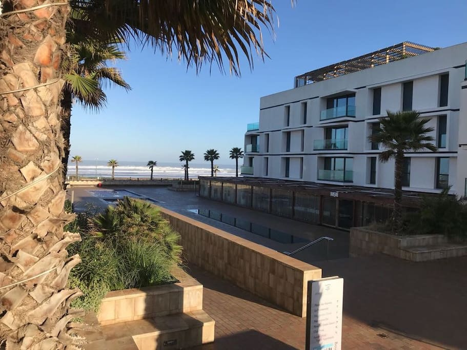 Luxury Ocean View Apartment
