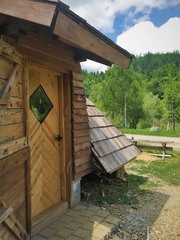 Nativ Lodge near National Park Risnjak
