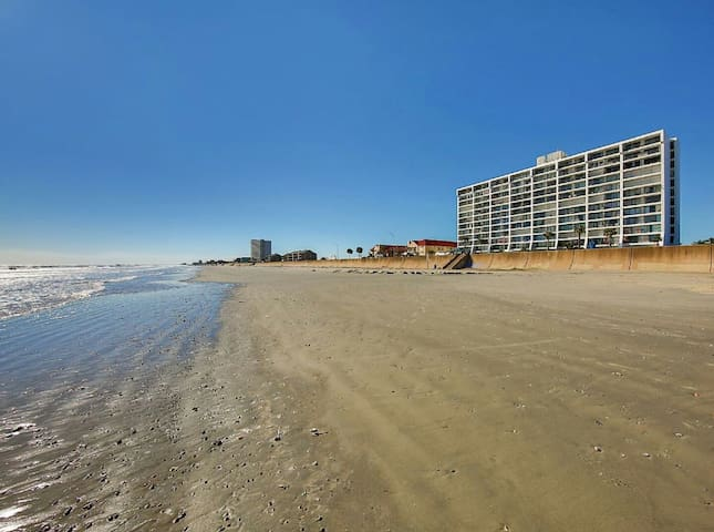Cozy WATERFRONT Studio w AMENITIES - Galveston - Apartemen