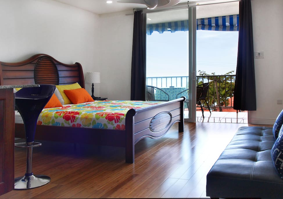 New Ocean Front Modern Condo Hip Strip Beach Apartments For Rent In Montego Bay St James