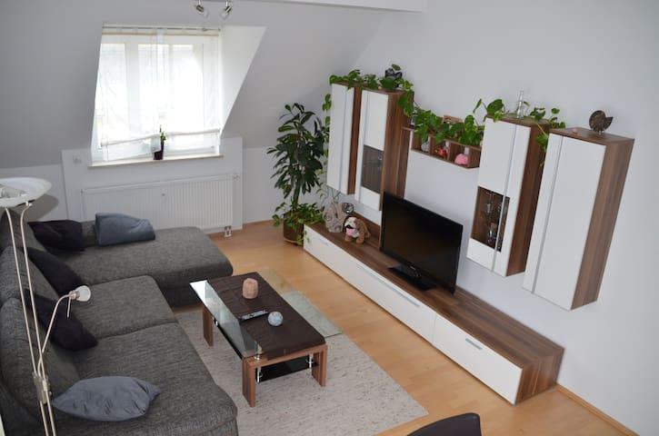 Moderne Wohnung in Münchens Norden - Monachium - Apartament