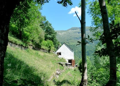 Old barn in the Pyrenees - Le Port - Talo