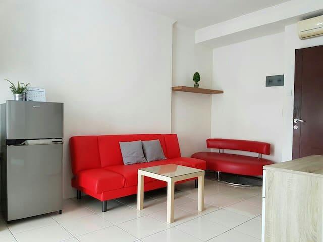 Comfortable Room at Central Park - Kota Jakarta Barat - Lägenhet