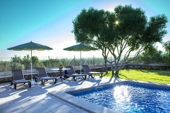 Modern villa with pool in Sa Cabaneta - Marratxinet - Villa