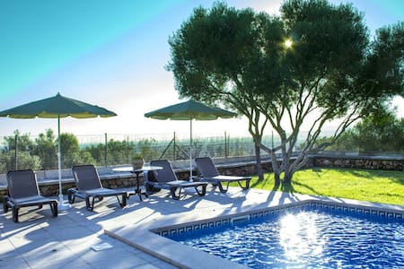 Modern villa with pool in Sa Cabaneta - Marratxinet