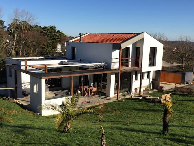 Bidart - maison confortable et moderne