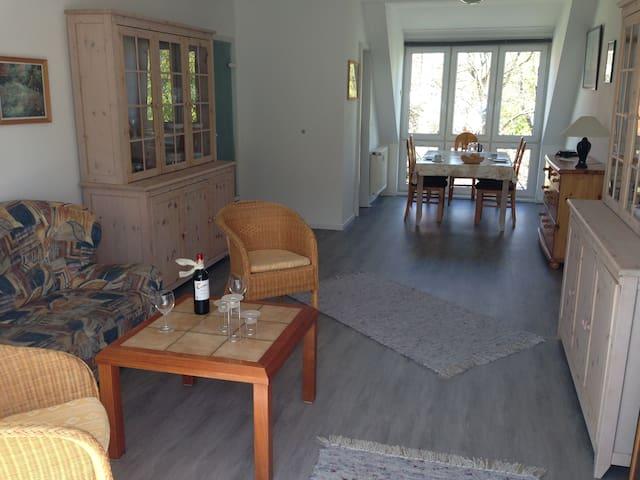 Graal-Müritz Baltic Sea apartment - Graal-Müritz - Apartment