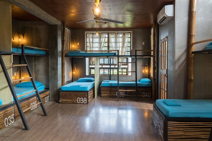 Comfy and clean Bunk Bed in 10-bed dormitory