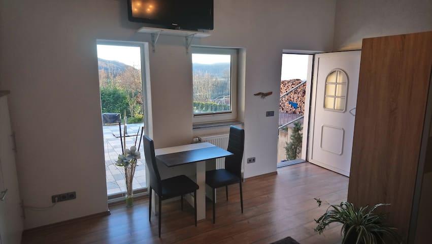 Moderne Unterkunft nahe des Bodensees