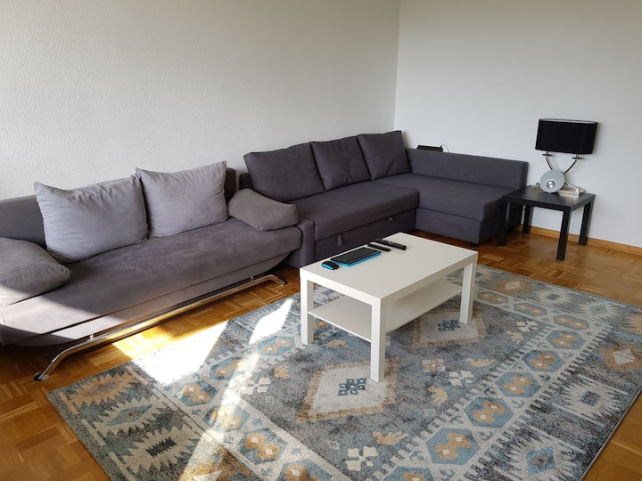 Stay in the best part of Hamburg 108 sqm apartment