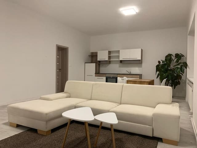 Brand new apartment in Stupava