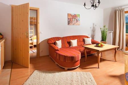 Gemütliche Ferienwohnung am Berg - Ramsau bei Berchtesgaden - Huoneisto
