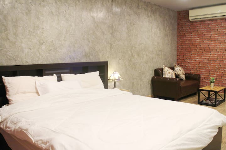 New Loft Room❤  Bangkok+Wifi+Near Donmang Airport