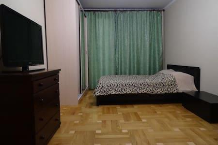Квартира, сутки, ночь, часы 1 мин. от м.Щелковская - Moskva