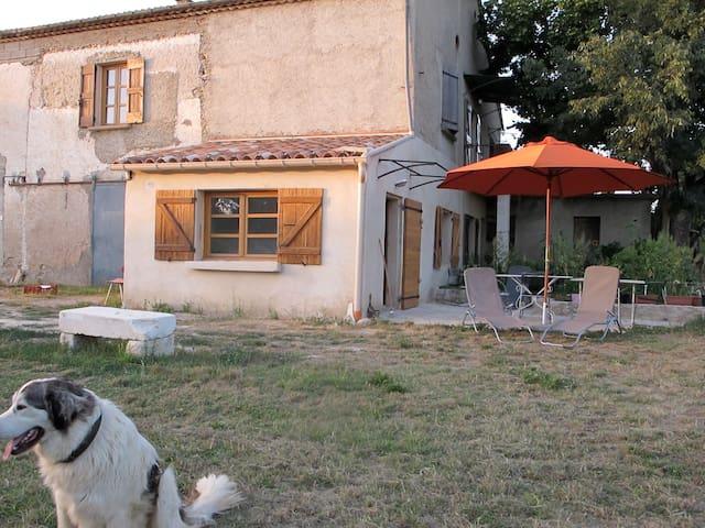 """Gîte rural et bucolique """"Le Serre"""""""