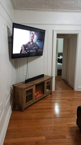 Bedroom in an Apartment in Kensington Brooklyn