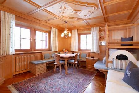 Apartment Zyklame -  Original Tyrolean Stube ☀☀☀☀ - Santa Cristina Valgardena - Wohnung