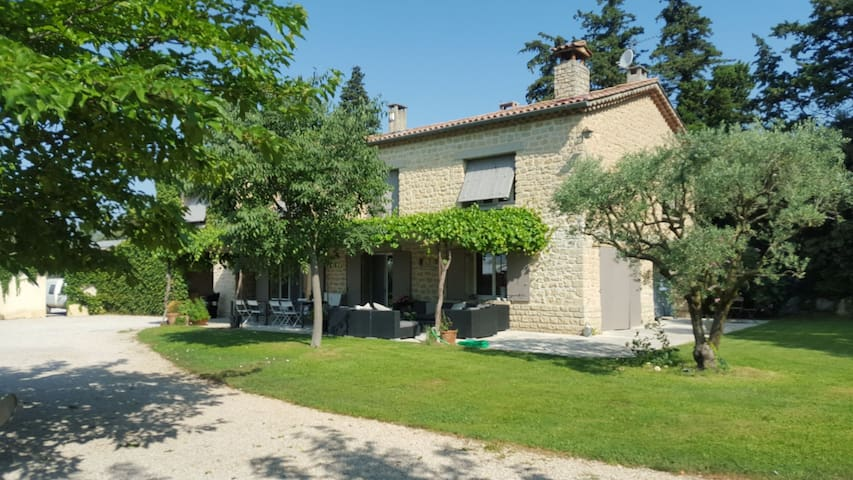 Belle villa en Provence