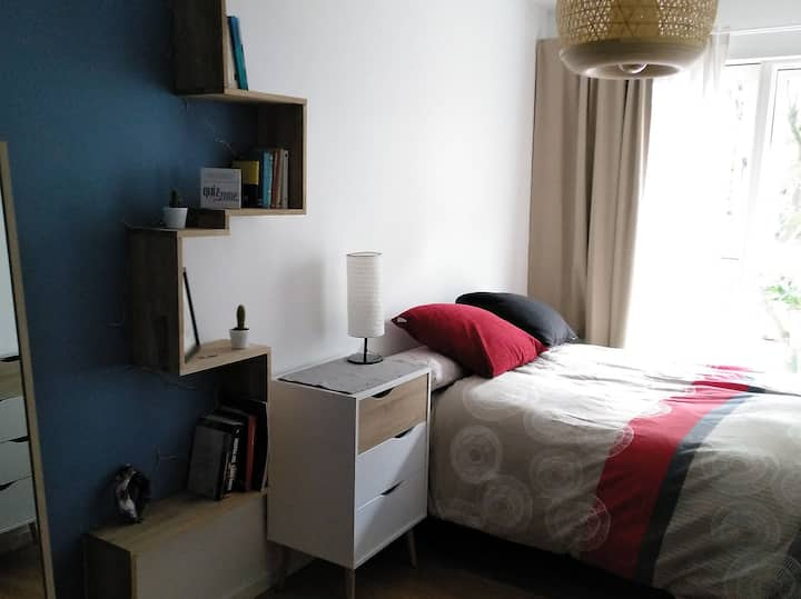 Private room in Cph's city center