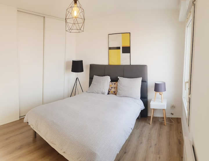 Appartement Hyper Centre Design