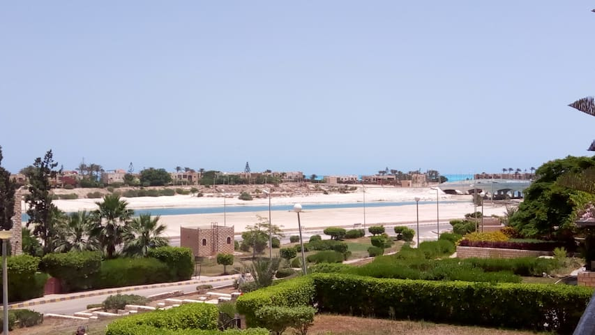 Marina 4 Vacation Apartment - Marina El Alamein - Apartament