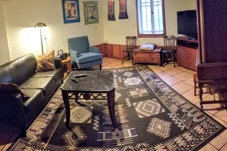 Fully Furnished Cozy Apartment