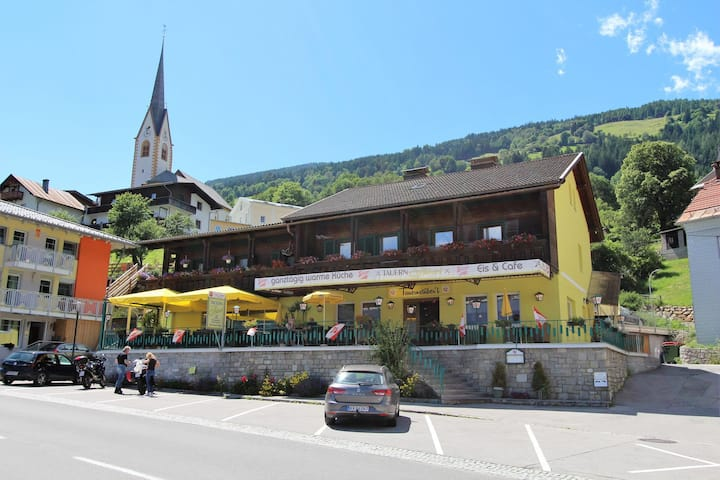 Alluring Apartment in Winklern with Terrace, Parking & Supermarket Closeby