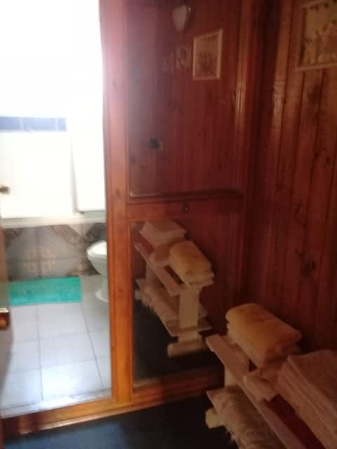 Habitación Tipo Loft  en Hostal