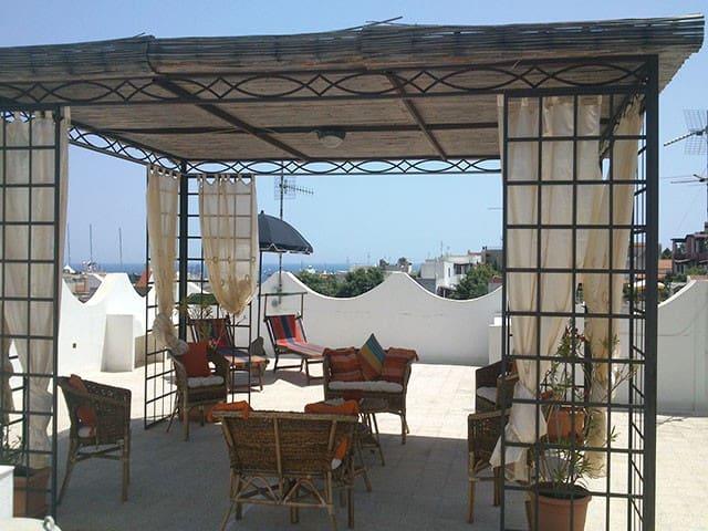 Double room - Villa Albachiara b&b