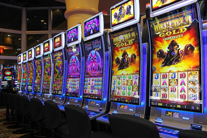 Miccosukee Resort & Gaming with state of the art slot machines with thousands in prizes hitting daily.