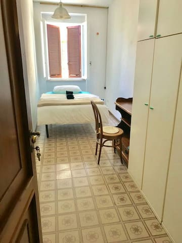 Single room in the city center