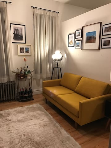 1BR Artist Loft - New York - Appartement