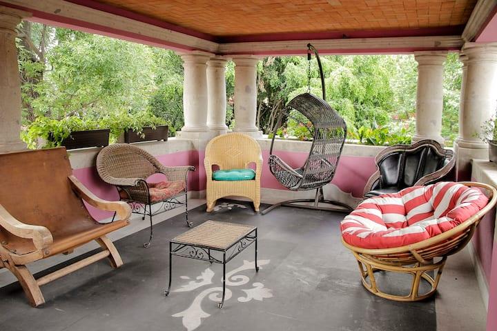 Beautiful Antique/Luxury MEX-House